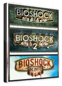 Sélection de 52 jeux en Offre Flash jusqu'à -80%: ex: BioShock Triple Pack (Dématérialisé)