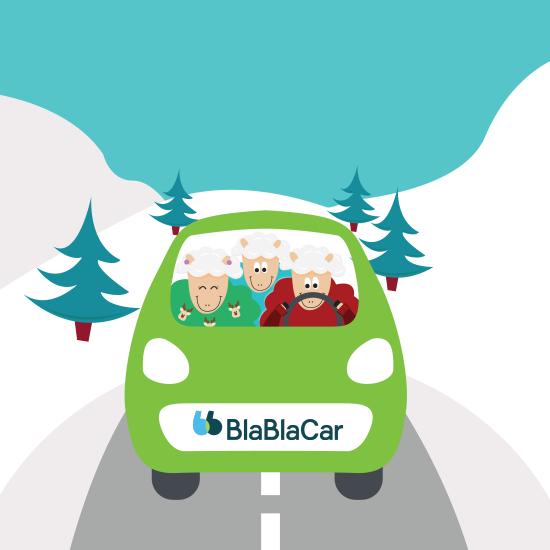 Un goûter bio offert aux covoitureurs BlaBlaCar dans les magasins Bio c' Bon