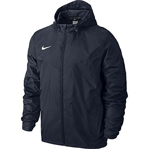 Veste de pluie Nike Team Sideline - bleu / blanc (S,L,XL,XXL)