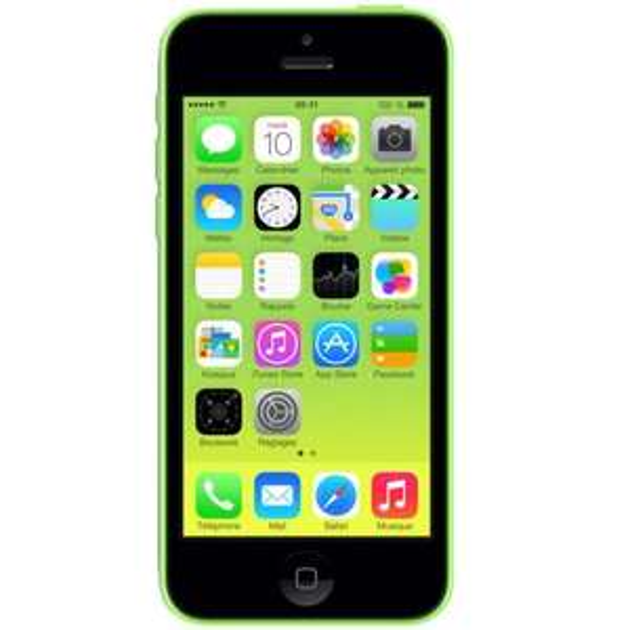 Apple iPhone 5C Vert 32 Go
