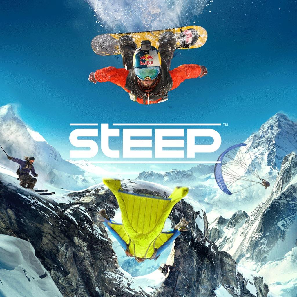 Sélection de jeux Steep en promotion - Ex : Steep sur PS4 ou Xbox One
