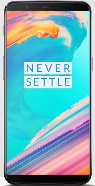 "Smartphone 6.01"" OnePlus 5T - Full HD+, Snapdragon 835, RAM 8 Go, 128 Go ROM + 158€ remboursés en Super Points"