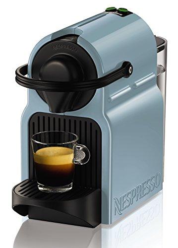 Machine à café Nespresso Krups Inissia XN1004 - Coloris Bleu Ciel