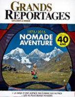 Magazine Grands Reportages - Edition spéciale 40 ans d'aventure - 40 plus beaux voyages gratuite