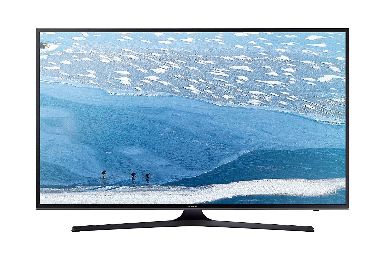 "TV 55"" Samsung KU6050 - 4K UHD, Smart TV 55"""