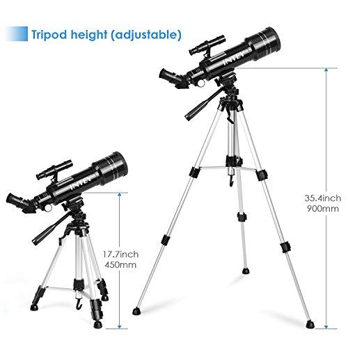 Télescope Astronomique Portable Intey (vendeur tiers)