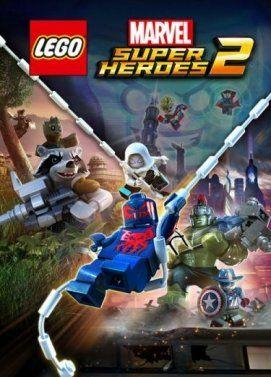 Jeu Lego Marvel Super Heroes 2 sur PC (Dématérialisé, Steam)