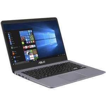 "Ultra-portable 14"" Asus VivoBook S14 S410UN-EB080T - i7-8550U, 16 Go RAM, 1 To + 256 Go SSD, MX150 2Go"