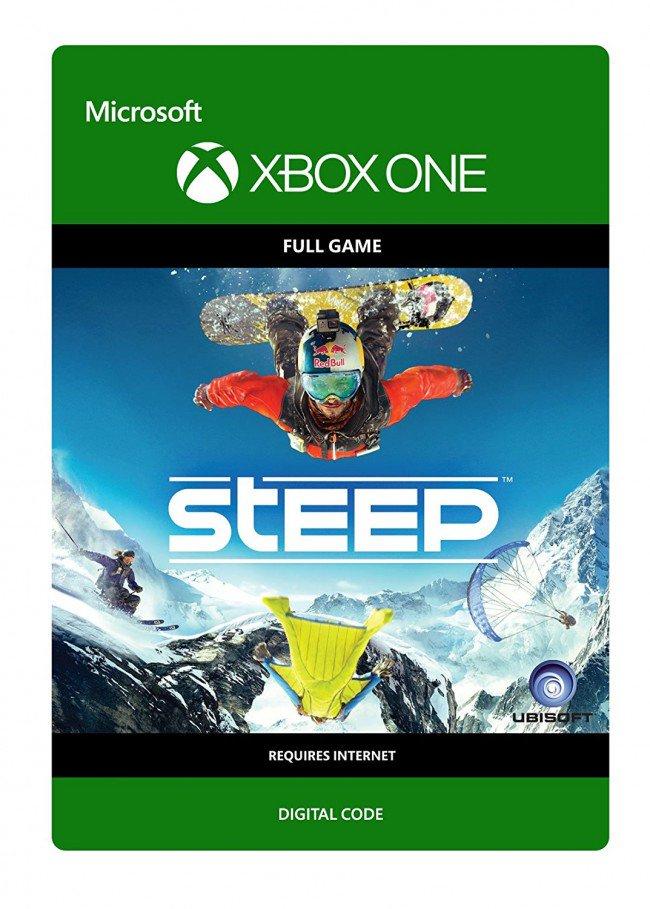 Jeu Steep sur Xbox One (Dématérialisé)