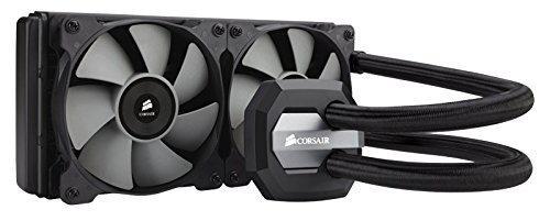 Refroidisseur avec Radiateur Corsair Hydro Séries H100i GTX