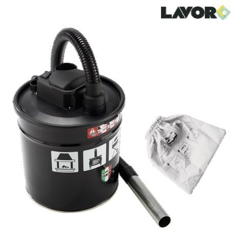 Aspirateur vide cendre Lavorwash - 18L, 800W