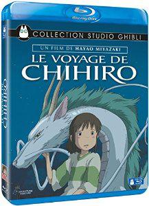 Blu-ray Le voyage de Chihiro