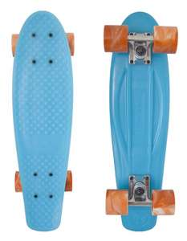 "Skate/Skateboard Kryptonics Torpedo 22,5"" Series 1965 Bleu (autres modèles disponible)"