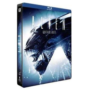 Coffret Blu-Ray Alien La Quadrilogie