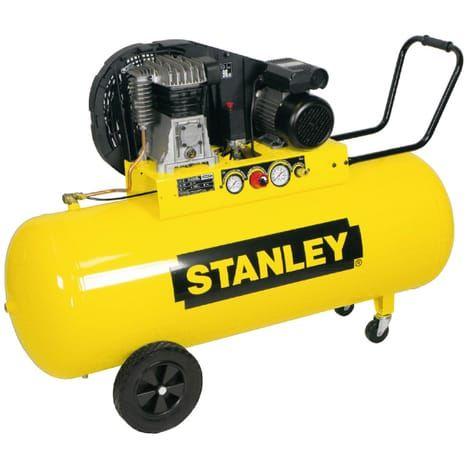 Compresseur d'atelier 3CH Stanley - 10 bars, 200L