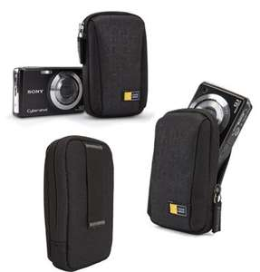 Housse appareil photo compact case logic mpc101 for Housse appareil photo compact