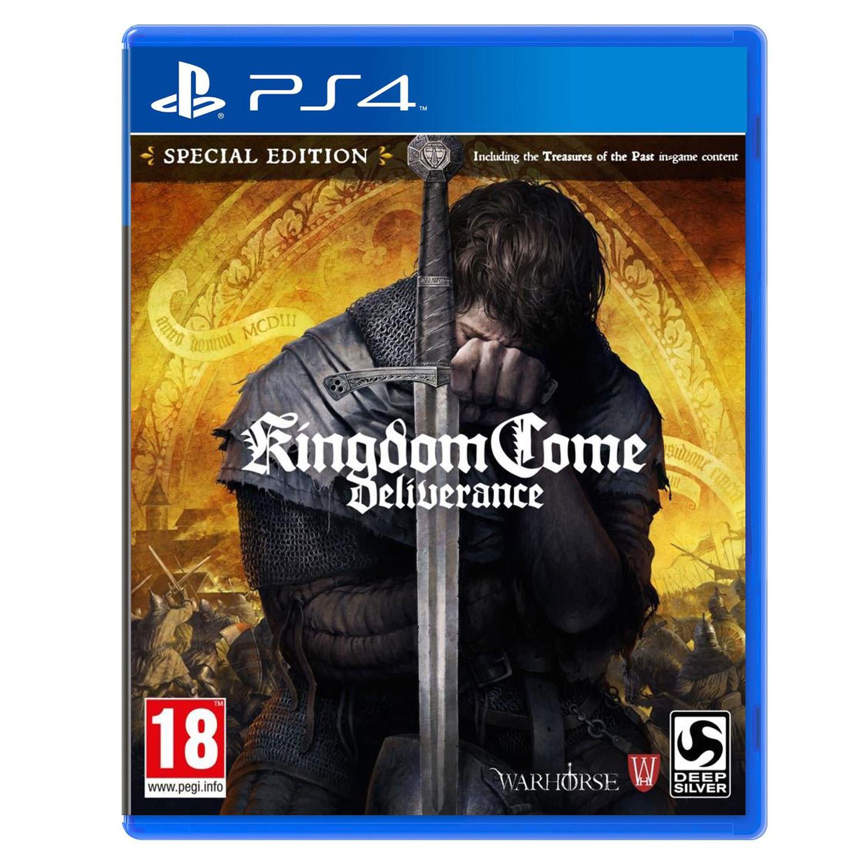 Kingdom Come : Délivrance sur PS4