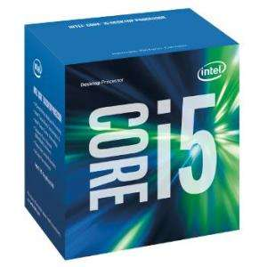 Processeur Intel Core i5-6500 - socket 1151, 3.2 Ghz