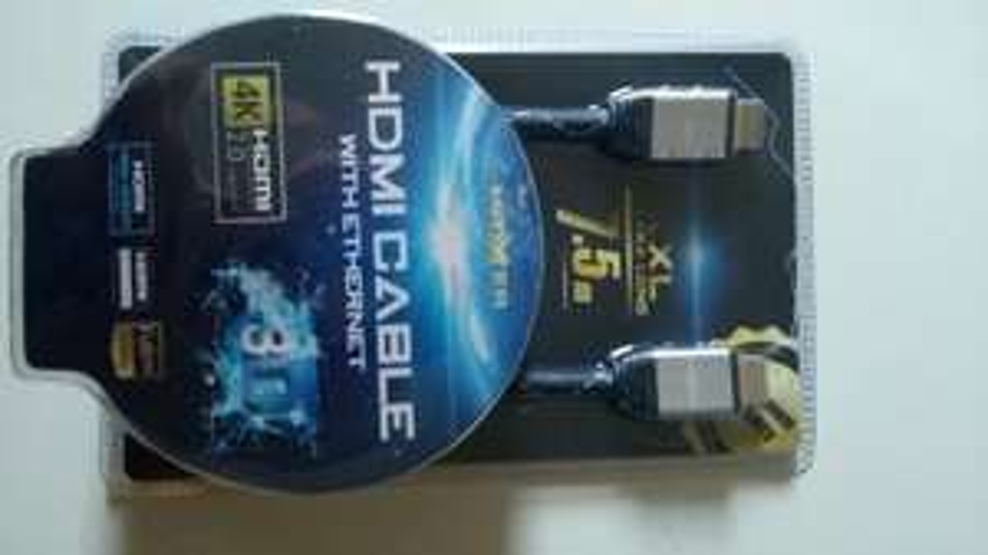 Câble HDMI 2.0 Maxxter XXL - 3D / 4K UHD, 7.5 m chez Action Brisson Saint-Étienne (42)