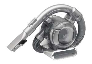 Aspirateur à main Black & Decker PD1820L - 18V (via Click & Collect)