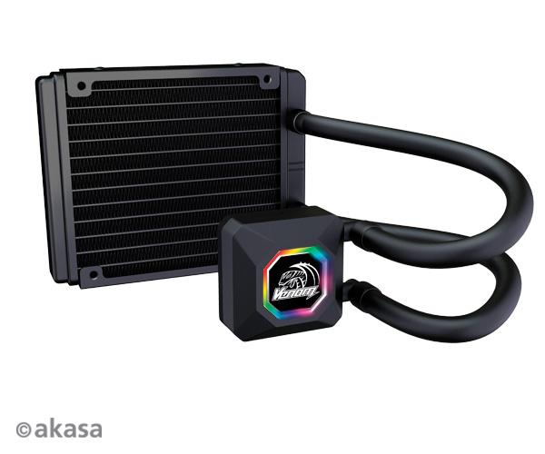 Watercooling  AIO Akasa Venom R10 RGB 120mm