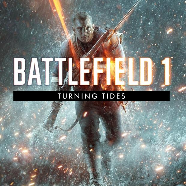 Extension Battlefield 1 Turning Tides jouable gratuitement sur Xbox One du 13 au 17/02