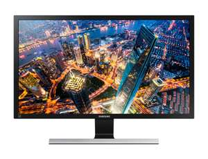 "Ecran LED PC 28"" Samsung U28E570DS - UHD 4K, 1 ms, 60Hz, HDMI / Display Port"
