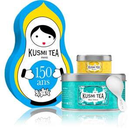 Coffret Kusmi Tea Doll