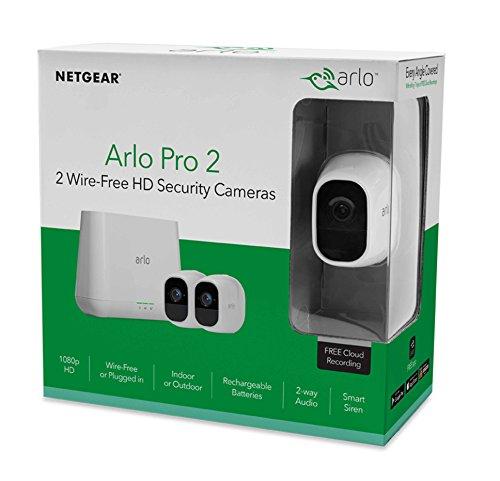 Camera Netgear Arlo pro 2 (frais de port et de douanes inclus)