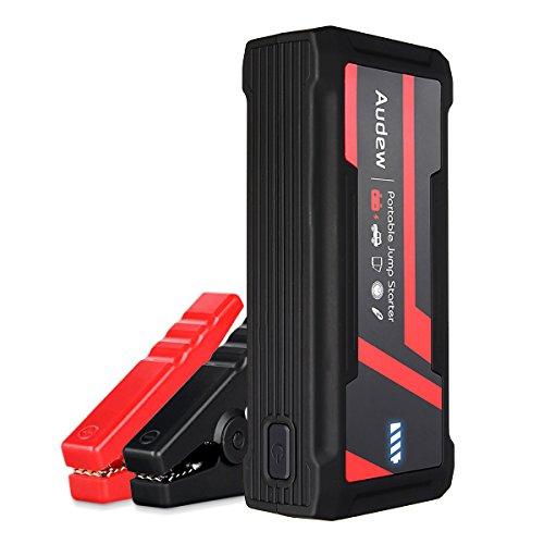Booster de batterie de voiture portable Audew 16800mAh 800A - Fonction Batterie Externe et Lampe Torche (Vendeur tiers)