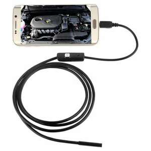 Endoscope Android ou Windows - 480p, IP67, 7 mm - 3.5 m