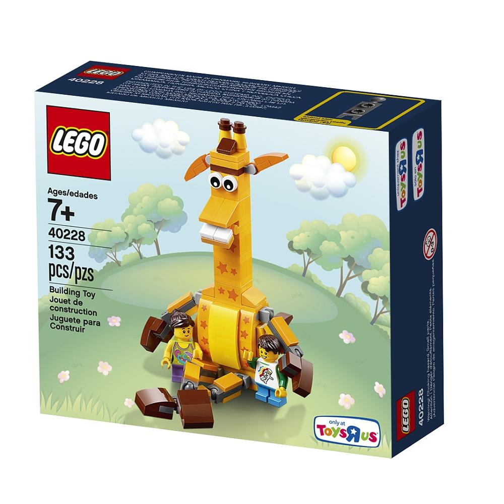 Jeu de construction Lego : Geoffrey et ses amis n°40228