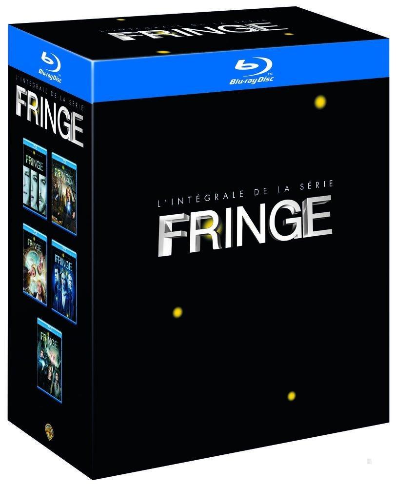 Sélection de coffrets Blu-ray et DVD en promotion - Ex : Blu-ray fringe - L'intégrale (Saisons 1 à 5)
