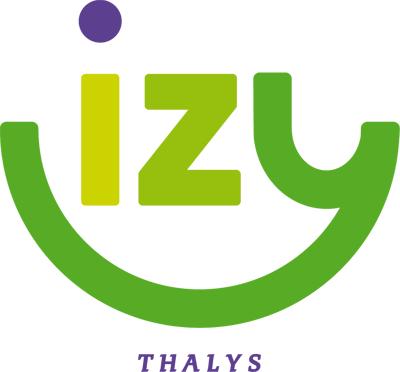 Billets pour Bruxelles à 19E avec IZY en départ de Paris