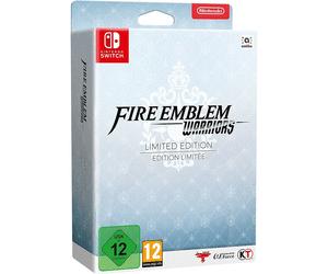 Fire Emblem Warriors - Édition Limitée sur Switch