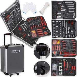 Valise multi outils Masko - 725 pièces
