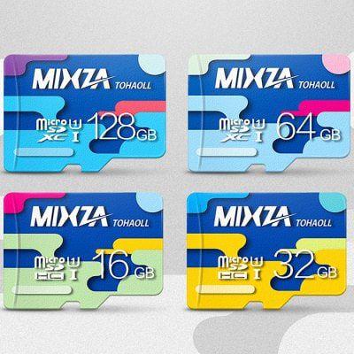 Carte mémoire microSD Mixza Class10 UHS-1 - 32 Go