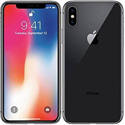 "Smartphone 5.8"" Apple iPhone X - 64Go, Gris sidéral (vendeur tiers)"
