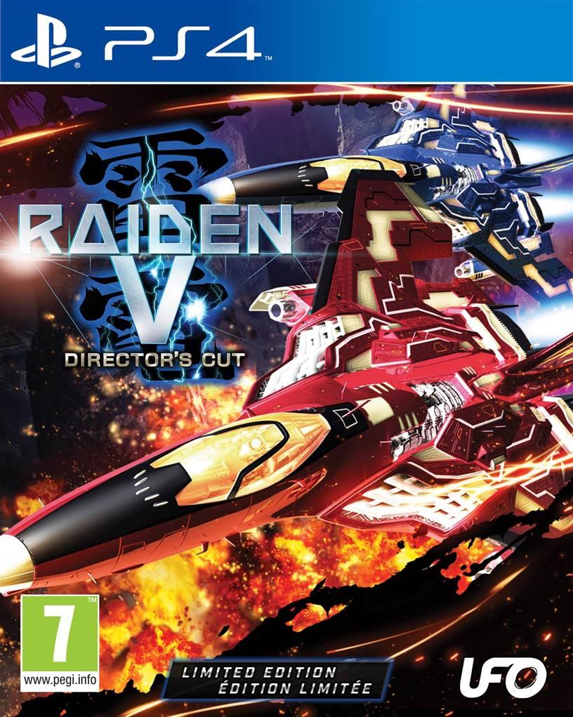 Jeu Raiden V : Director's Cut - Limited Edition sur PS4