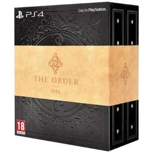 Jeu PS4 The Order 1886 Edition Collector