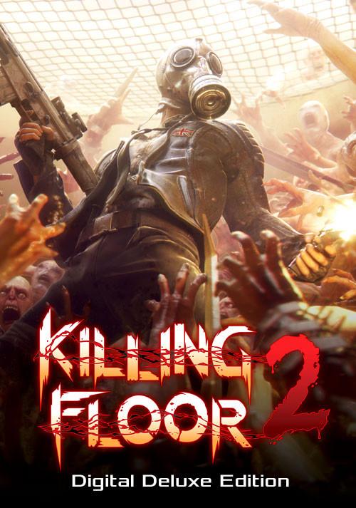Killing Floor 2 Digital Deluxe Edition sur PC (Dématérialisé - Steam)