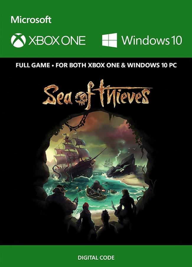 Précommande : Sea of thieves valable pour Xbox one et PC