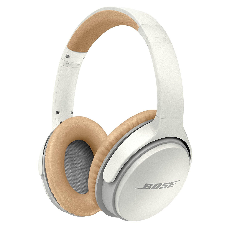 Casque Bose SoundLink II Casque Circum-aural sans Fil Blanc