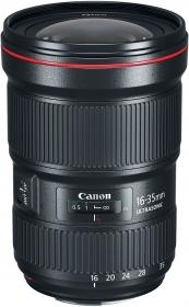 Sélection d'objectifs Canon en promotion - Ex: Canon EF 16-35 mm f/2,8L III USM (via ODR 300€)