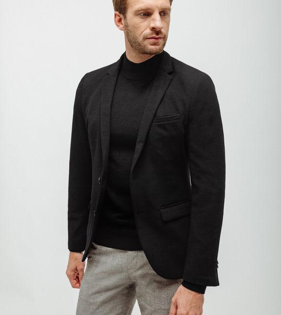 Veste costume homme slim BRICE noire ou bleue