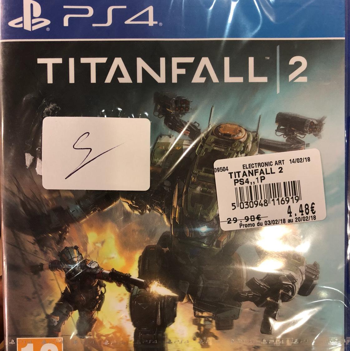 Titanfall 2 sur PS4 et Xbox One - Varennes sur Seine (77)
