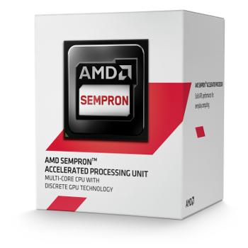 Puce APU pour processeur AMD Sempron 2650 - 2 cœurs, 1.45 GHz