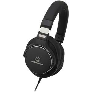 Casque audio à réduction de bruit active Audio Technica ATH-MSR7NC