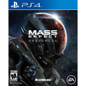 Mass Effect Andromeda sur PS4 (import US)