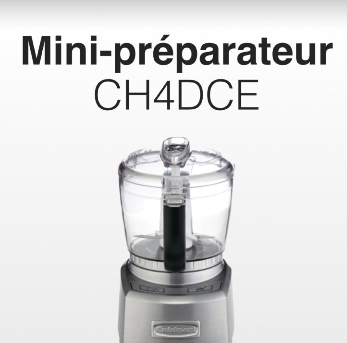 Mini Préparateur Cuisinart
